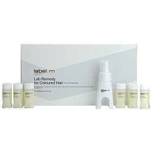 Label.m Lab Remedy for Coloured Hair 24x10 ml