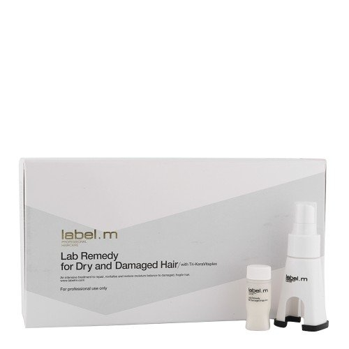 Label.m Lab Remedy for Dry and Damaged Hair 24x10 ml