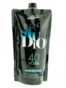 Odfarbenie L'Oréal Professionnel Blond Studio Nutri-Developer 12% 1000 ml