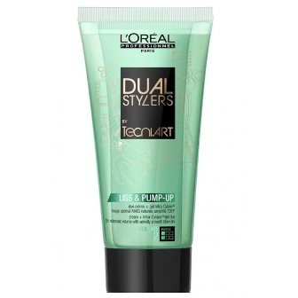 Akcia Loreal Professionnel Tecni.Art Dual Stylers Liss & Pump-up 150 ml