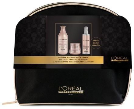 L´Oréal Professionnel Vitamino Color Kit (Shampoo 300 ml + Mask 250 ml+Spray 190 ml) dárčeková sada