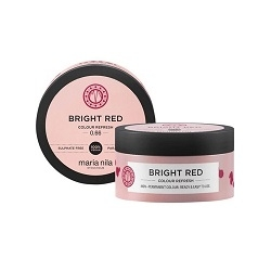 MARIA NILA Maria Nila Colour Refresh Bright Red 0.66 vyživující maska s farebnými pigmentami 100 ml