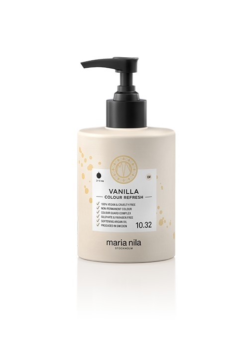 Maria Nila Colour Refresh Vanilla 10.32 maska s farebnými pigmentami 300 ml