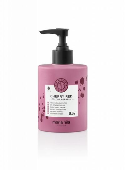 Maria Nila Colour Refresh Cherry Red 6.62 300 ml