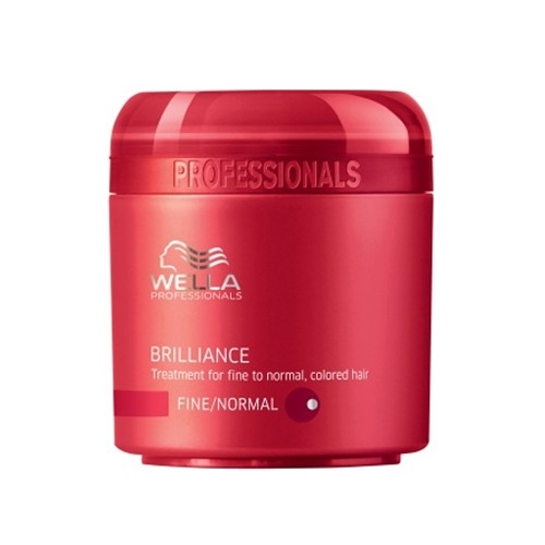 Wella Professionals Brilliance Mask Fine / Normal 150 ml