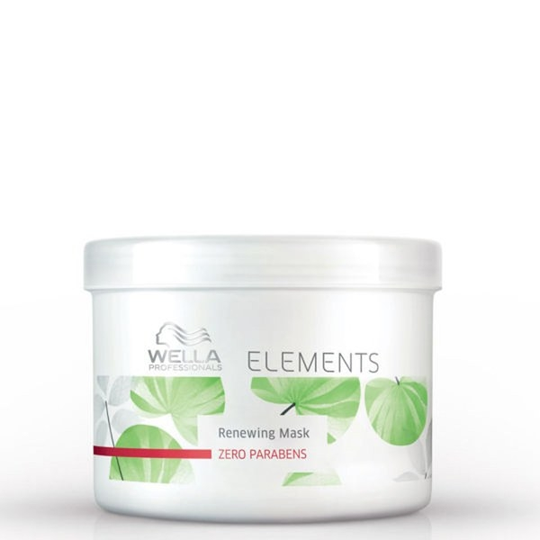Melírované vlasy Wella Professionals Elements Renewing mask 500 ml