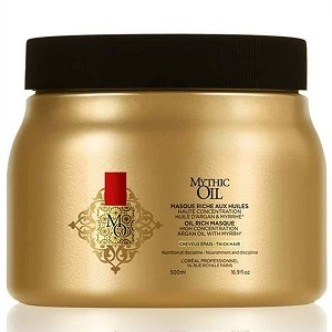 Akcia L´oréal Professionnel Mythic Oil Masque For Thick Hair 500 ml