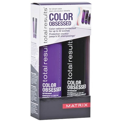 Matrix Total Results Color Obsessed (Shampoo 300 ml + Conditioner 300 ml) 2ca8341a2af