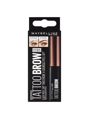 Maybelline Tattoo Brow Eyebrow Color Dark Brown 4,6 g