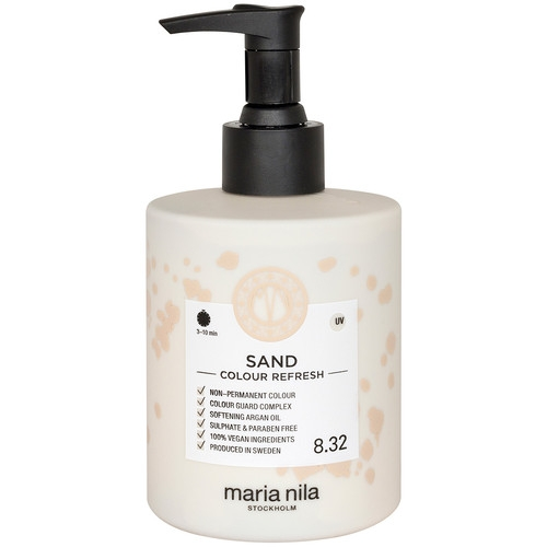Maria Nila Colour Refresh Sand 8.32 maska s farebnými pigmentami 300 ml
