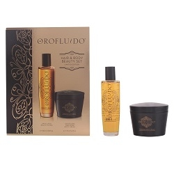 Orofluido Orofluido Elixir 100 ml + Body Cream 175 ml darčeková sada