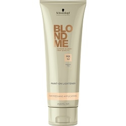 Blondme Schwarzkopf Professional Blondme Paint-On-Lightener 250 ml