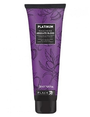 Blond vlasy Black Professional Platinum Absolute Blond Mask 250 ml