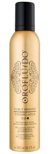 REVLON Revlon Orofluido Curly Mousse 300 ml