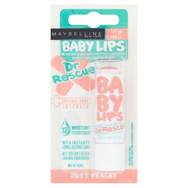 MAYBELLINE Maybelline Baby Lips Just Peachy 4,4 g