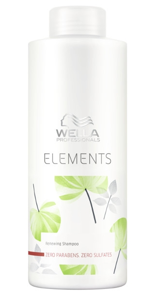 Melírované vlasy Wella Professionals Elements Renewing shampoo 1000 ml