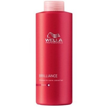 Wella Professionals Brilliance Shampoo Coarse 1000 ml