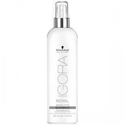 Schwarzkopf Professional Igora Royal Absolutes SilverWhite Brightening  Spray 350 ml 886b593f85