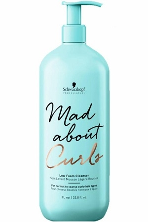 Schwarzkopf Professional Mad About Curls Low Foam Cleanser 1l