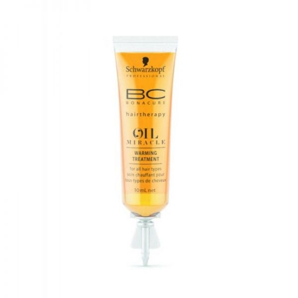 Schwarzkopf BC Bonacure Oil Miracle Warming Treatment 1 x 10 ml