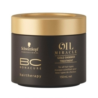 Schwarzkopf Professional BC Bonacure Oil Miracle Gold Shimmer Treatment 150 ml