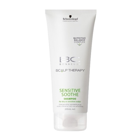 Schwarzkopf Professional BC Bonacure Scalp Therapy Sensitive Soothe Shampoo 200 ml