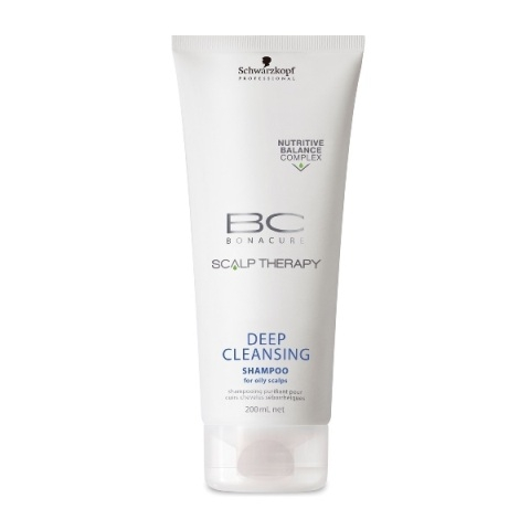 Schwarzkopf Professional BC Bonacure Scalp Therapy Deep Cleansing Shampoo 200 ml