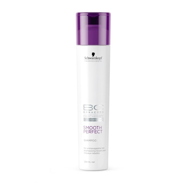 Schwarzkopf Professional BC Bonacure Smooth Perfect Shampoo 250 ml