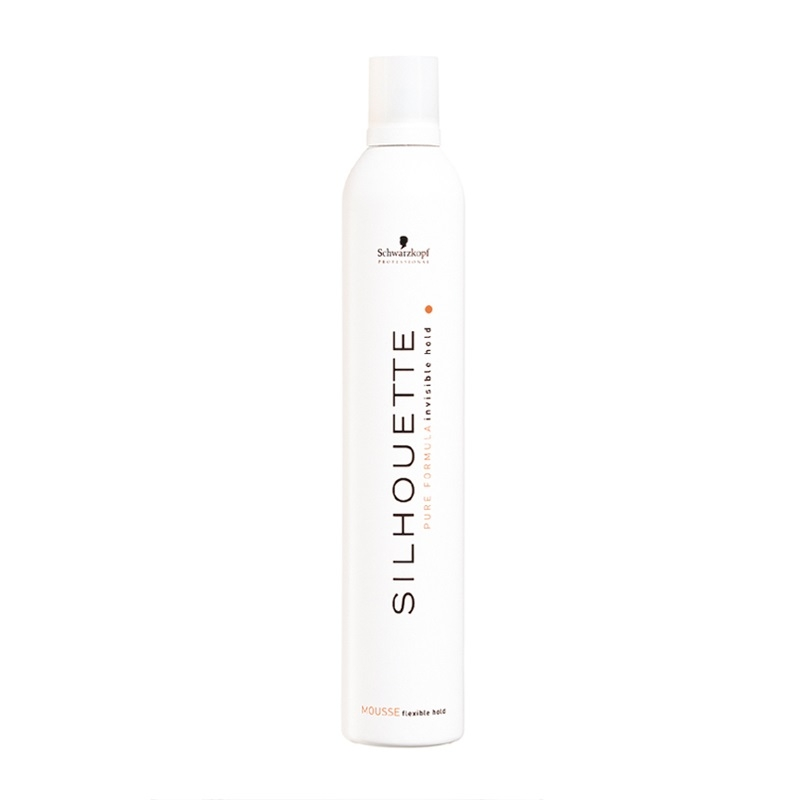 Schwarzkopf Professional Silhouette Flexible Hold Mousse tužidlo na vlasy 500 ml