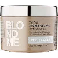 Schwarzkopf Professional Blondme Tone Enhancing Bonding Mask Cool Blondes 200 ml