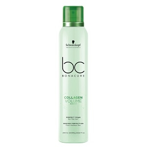 BC Bonacure Schwarzkopf Professional BC Bonacure Colagen Volume Boost Perfect Foam 200 ml