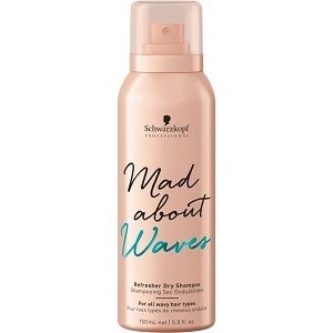 Mad About Curls & Waves Schwarzkopf Professional Mad About Waves Refresher Dry Shampoo 150 ml