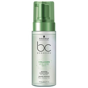 Volume Boost  Schwarzkopf Professional BC Collagen Volume Boost Whipped Conditioner 150 ml