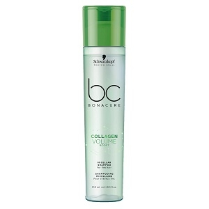 Volume Boost  Schwarzkopf Professional BC Collagen Volume Boost Micellar Shampoo 250 ml