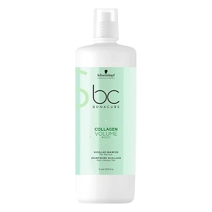 Volume Boost  Schwarzkopf Professional BC Collagen Volume Boost Micellar Shampoo 1l