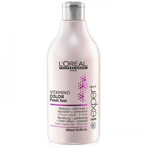Akcia Loreal Professionnel Séria Expert Vitamino Color AOX Fresh Feel maska 500 ml