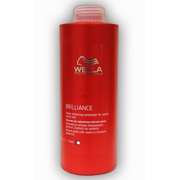 Wella Professionals Brilliance Conditioner Coarse 1000 ml