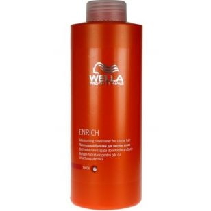 Wella Professionals Enrich Shampoo Coarse 1000 ml