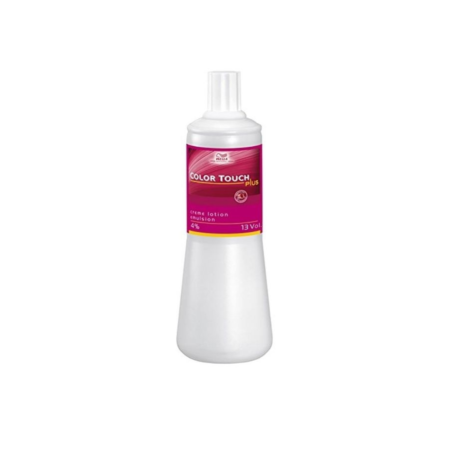 WELLA PROFESSIONALS Wella Color Touch Plus Emulzia 4% 1000 ml