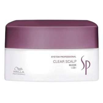 WELLA SYSTEM PROFESSIONAL Wella SP Clear Scalp Mask 200 ml