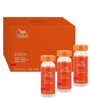 WELLA PROFESSIONALS Wella Enrich Repair Serum 8x10 ml
